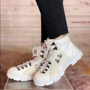 Chunky Hiker Boots NIB